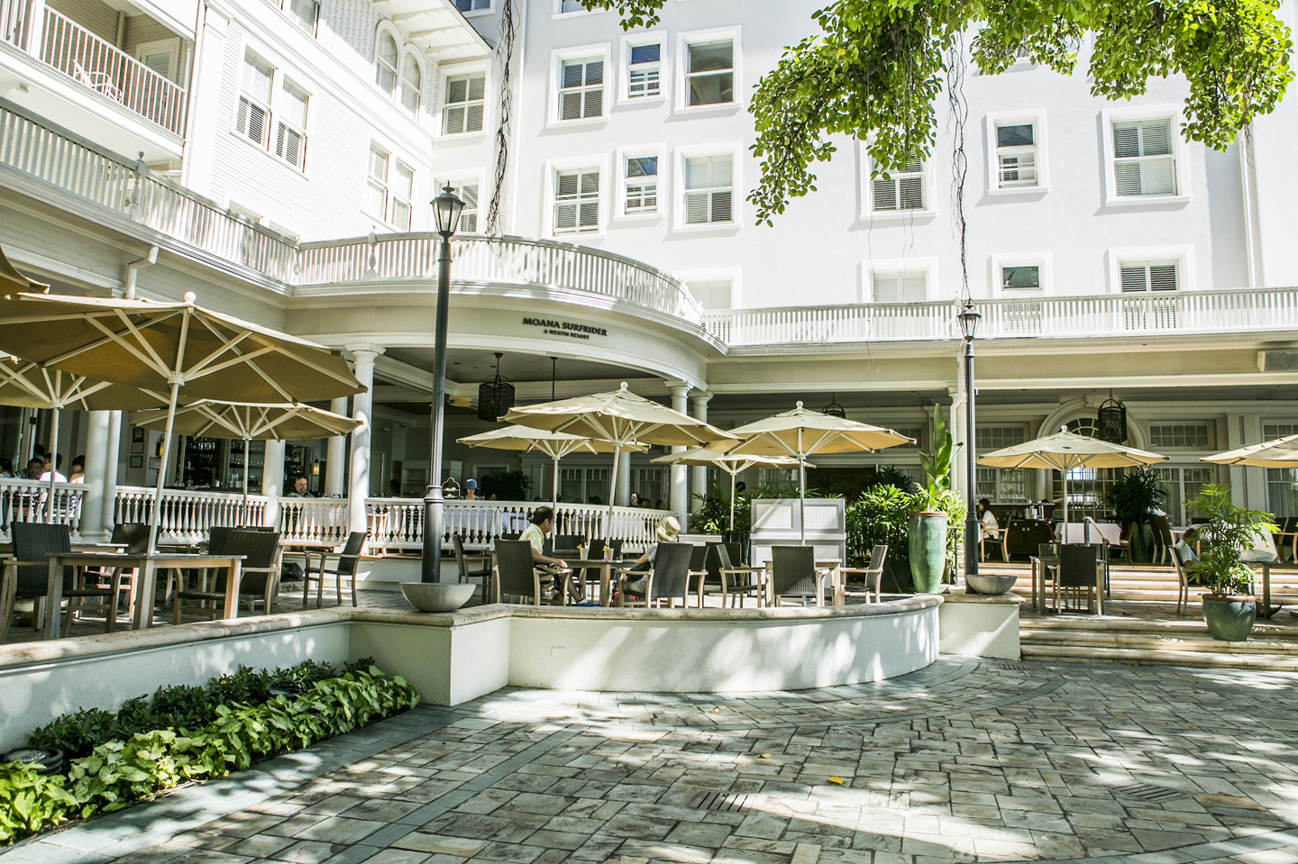 Moana Surfrider Westin Beach House