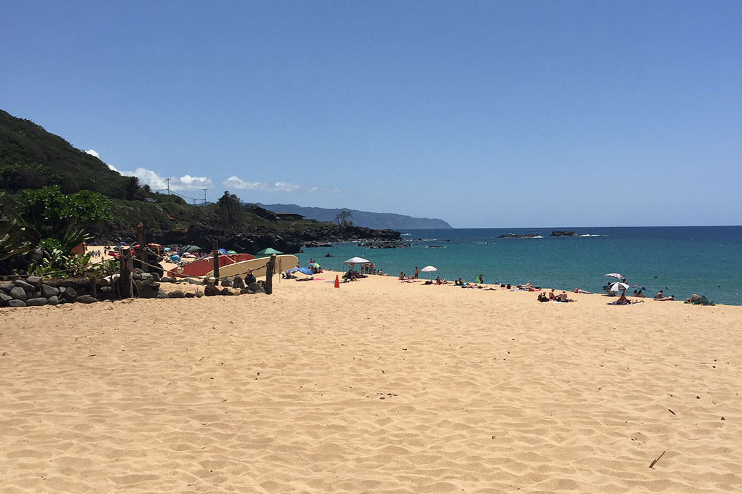 Waimea Bay Beach